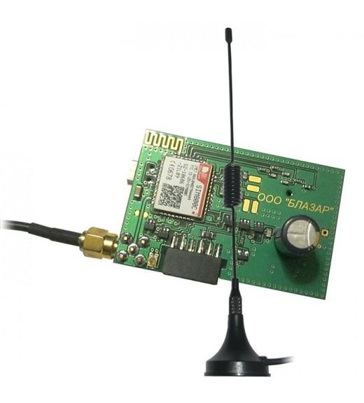 GSM-модуль для пеллетной горелки