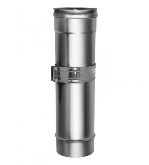 Труба телескопическая без изоляции
