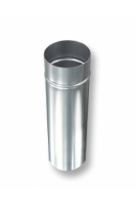 Дымоход одностенный Труба 0,5 м