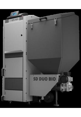 Пеллетный котёл Metal-Fach SD DUO BIO 38 кВт