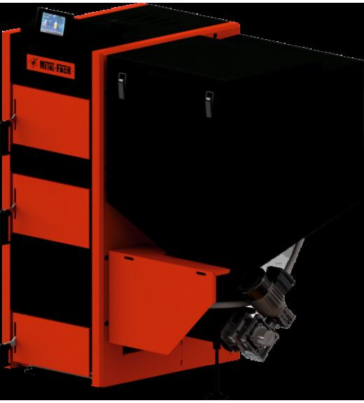 Пеллетный котёл Metal-Fach SEG BIO 38 кВт