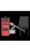 Автоматический котёл Metal-Fach SMART PELLET 25 кВт