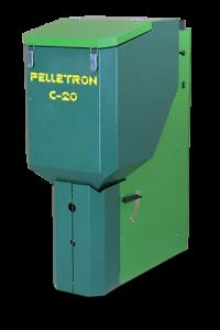 Полуавтоматический пеллетный котел Pelletron COMPACT 20