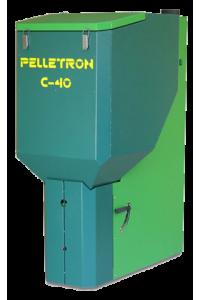 Полуавтоматический пеллетный котел Pelletron COMPACT 40