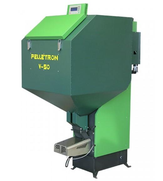 Автоматический пеллетный котел Pelletron VECTOR 50 III
