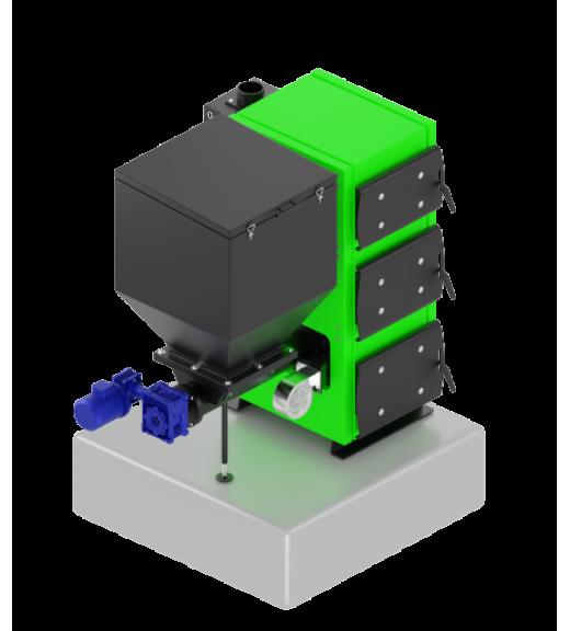 Автоматический котел ВСКЗ-ЭКО 150